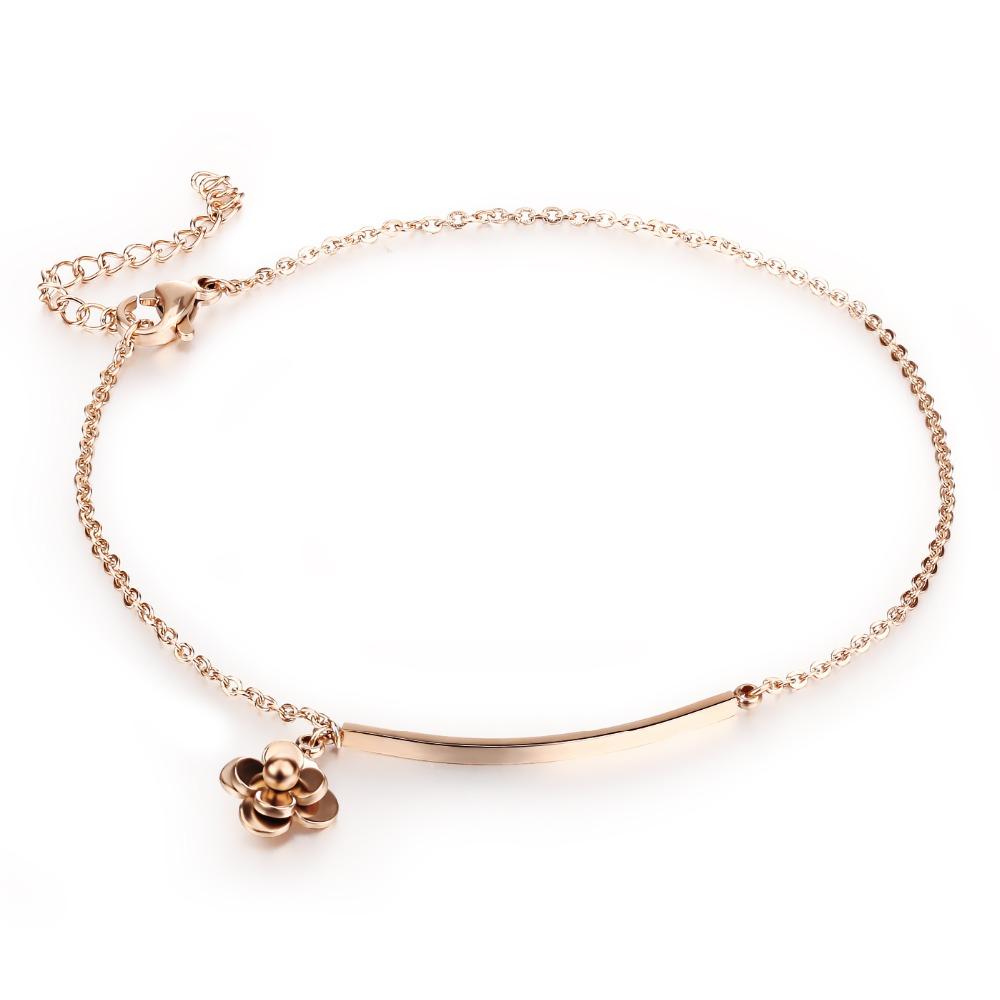 bracelet_de_cheville_rose_fleur_or