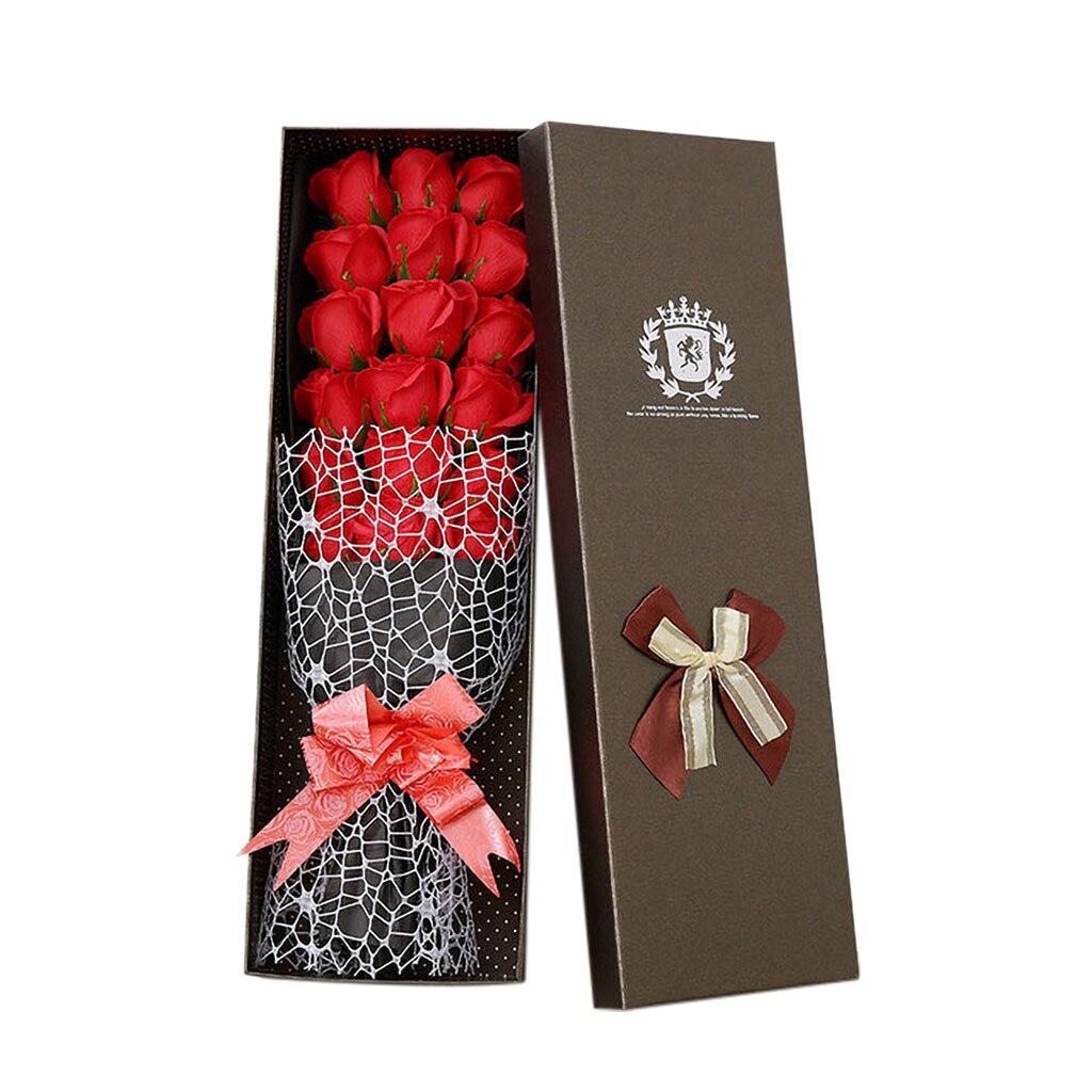 Bouquet Rose Éternelle Coffret