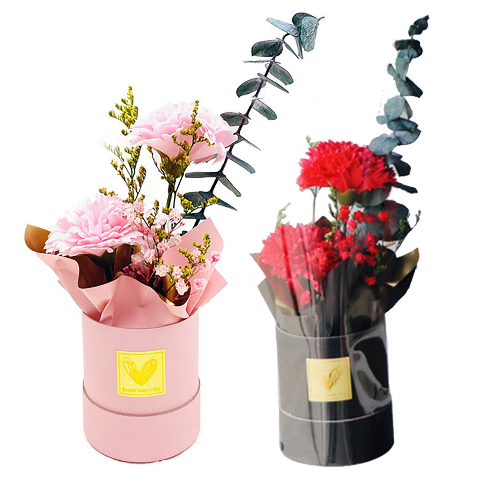 Bouquet Rose Éternelle Suspendu
