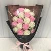 Savon-artificiel-18-pi-ces-parfum-cr-atif-fleurs-Bouquet-de-roses-Simulation-pour-un-cadeau