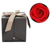 Fleur-Rose-Eternelle-bo-te-bijoux-fille-femmes-boucles-d-oreilles-collier-rouge-l-vres-maquillage