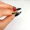 Hzew-mignon-anneau-rose-couleur-or-Rose-bijoux-anneaux-pour-femmes-filles