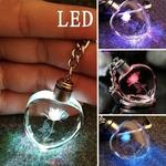 1Pc-carr-romantique-coeur-cristal-Rose-fleur-lumi-re-LED-cristal-porte-cl-s-breloques-carr