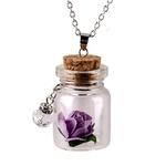 collier_pendentif_flacon_fleur_rose_violet