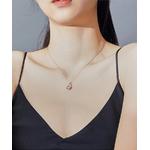 Collier_rose_fleur_diamant_argent_femme_long