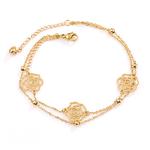 bracelet_de_cheville_rose_creuse_or_fleur