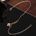 bracelet_de_cheville_rose_fleur_or_femme