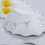 bracelet_de_cheville_rose_fleur_argent