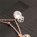 bracelet_de_cheville_rose_fleur_cristal_or_creuses