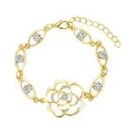bracelet_rose_fleur_cristal_or_femme