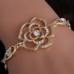 bracelet_rose_fleur_cristal