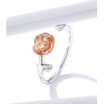 Bague_rose_fleur_argent_massif_diamant