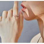 Bague_rose_fleur_argent_massif_diamant_femme