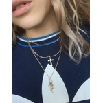 instagram_Collier_rose_fleur_croix_or