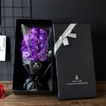 Bouquet_rose_fleur_violet_eternelle