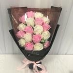Bouquet_Rose_Eternelle_Blanc_Rose