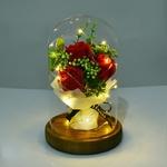 Bouquet_rose_eternelle_sous_cloche_LED