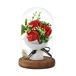 Bouquet_rose_eternelle_sous_cloche