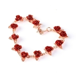 bracelet-12-fleur-rose-rose