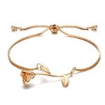 bracelet_fleur_ajustable_or
