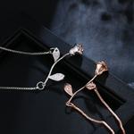 bracelet_fleur_ajustable_argent_rose