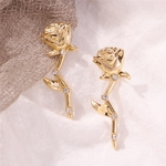 boucles_doreilles_fleur_or_diamant_rose_eternelle