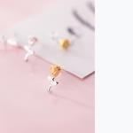 boucle_oreille_fleur_rose_argent_or