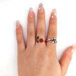 bague_fleur_rose_mignonne