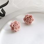 boucles_doreilles_rose_fleur