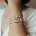 Bracelets Cléa et Alice