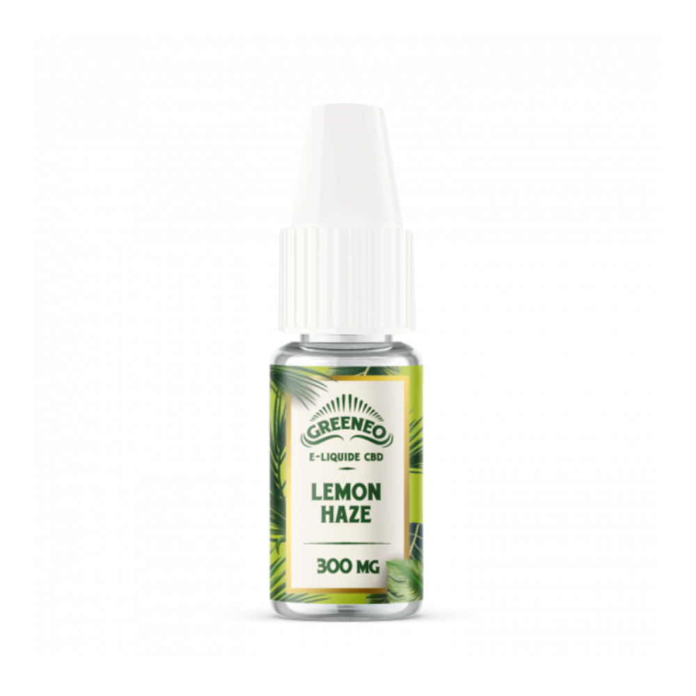 E-liquide CBD Lemon Haze