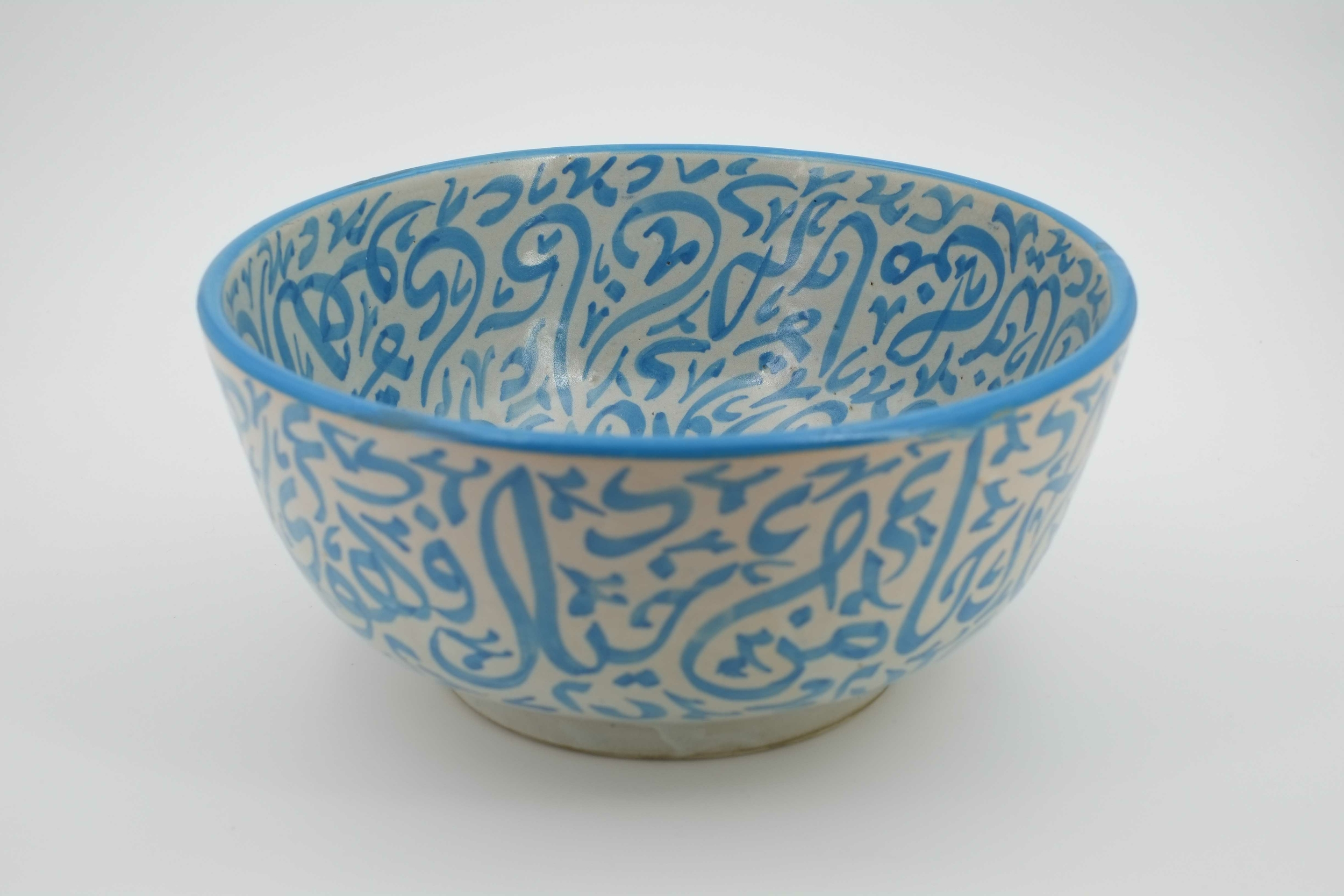 Saladier en céramique de Fès - Maroc