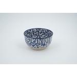 Saladier céramique Bleu de Fès