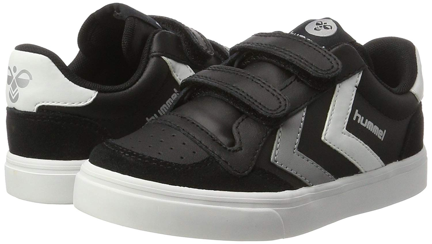 Sneakers hummel Stadil Jr Leather Basses Mixte Enfant