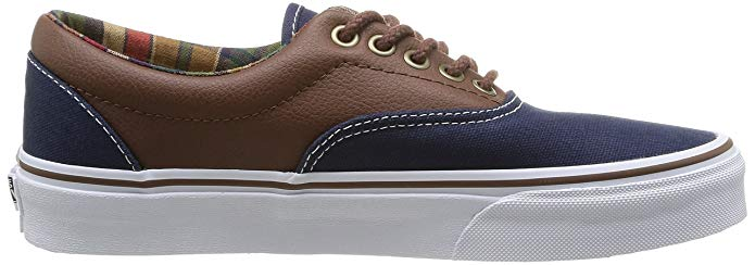 Baskets Vans U Era 59  bleu/marron