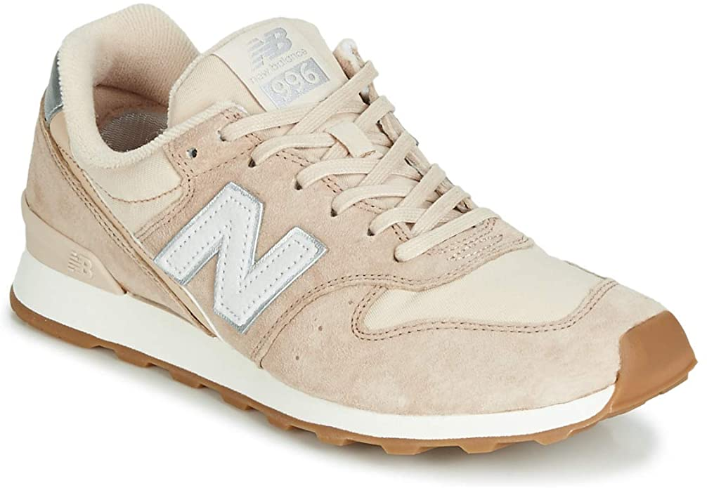 Baskets Basses New Balance 996 Rose