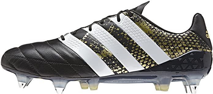 chaussures de football ADIDAS Ace 16.1 Sg Leather