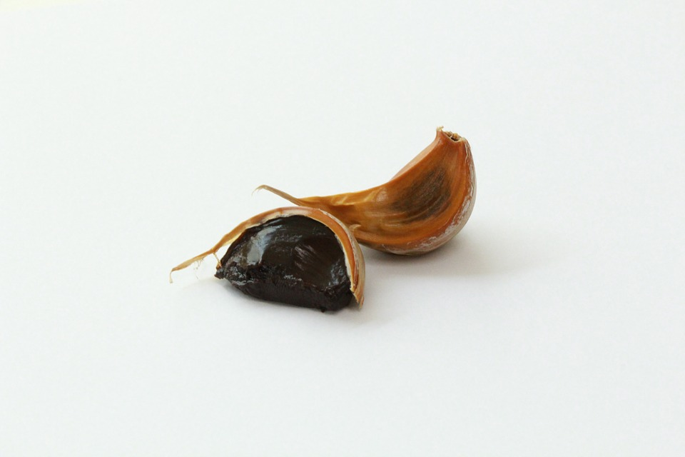 Ail noir de Provence - Ail fermenté vieilli - Gélules de 750 mg