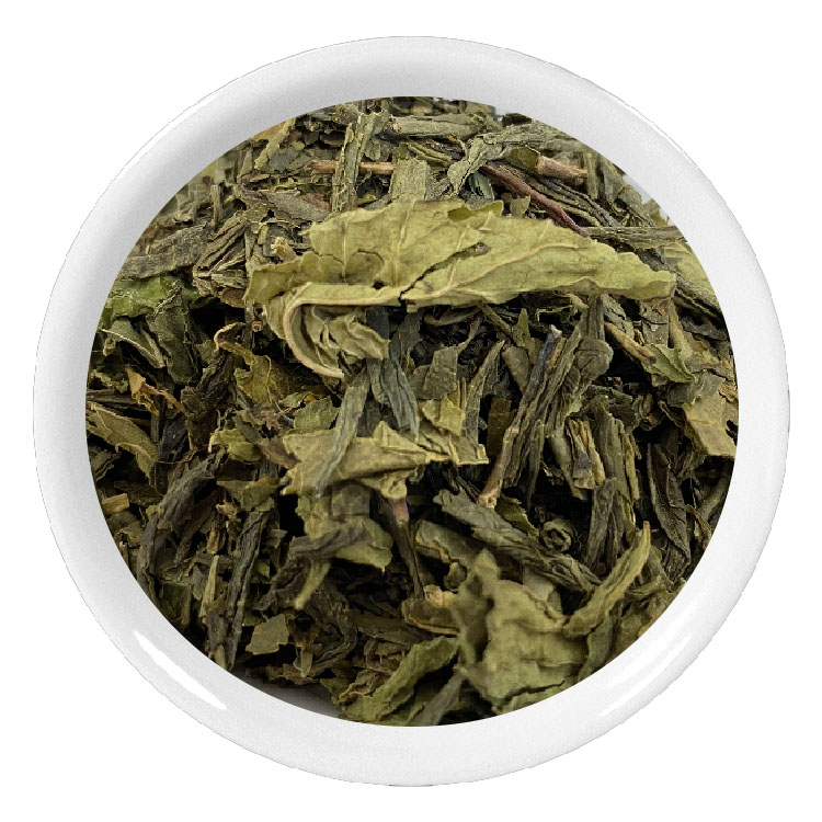 Thé vert à la Menthe douce