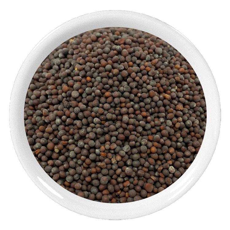 Moutarde brune graines