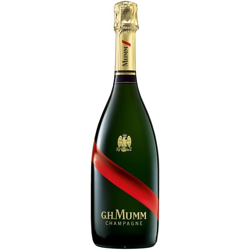 Bouteille de champagne MUMM 75cl