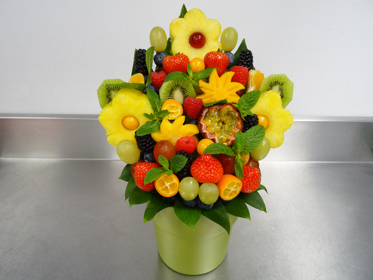 Bouquet de fruits C&J - Moyen