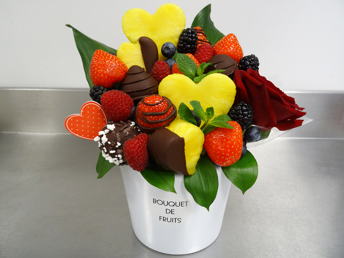 Le Bouquet de Fruits Intense
