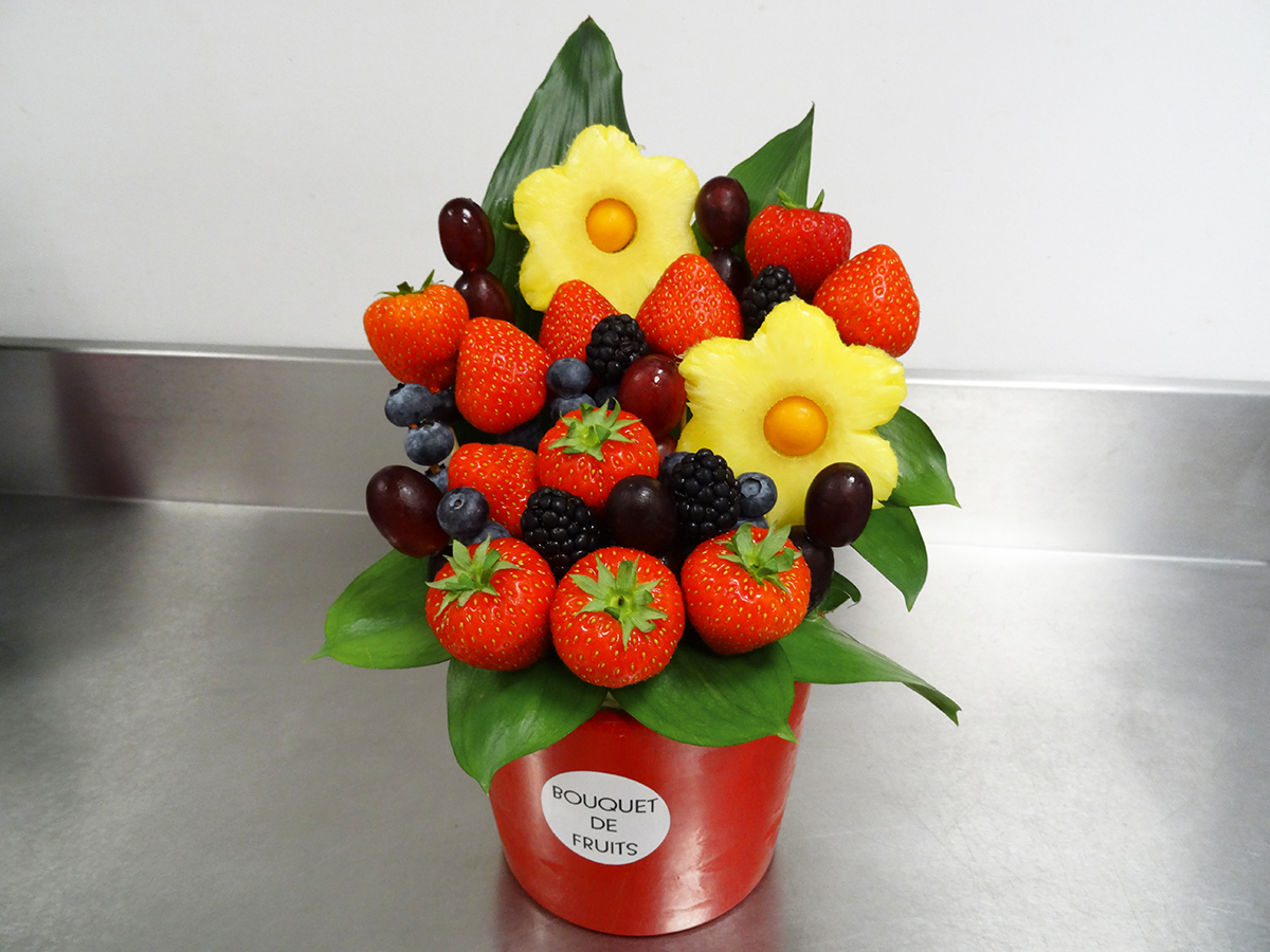 Bouquet de fruits FRANANAS - Petit