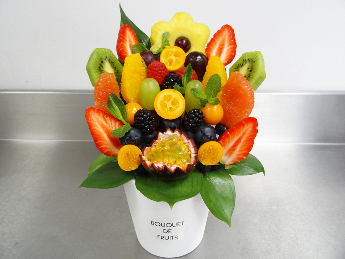 Bouquet de fruits C&J - Petit
