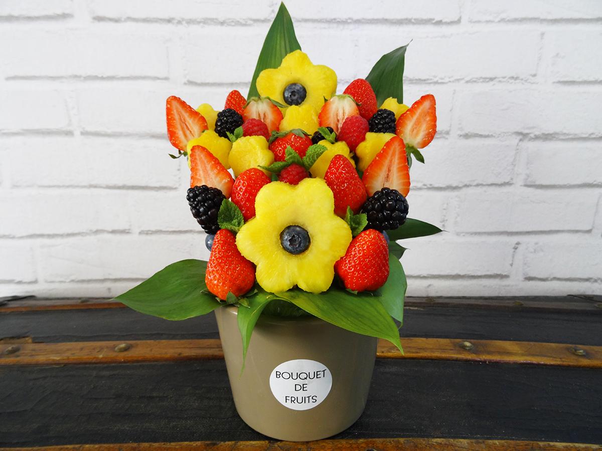 Bouquet de fruits FRANANAS - Petit