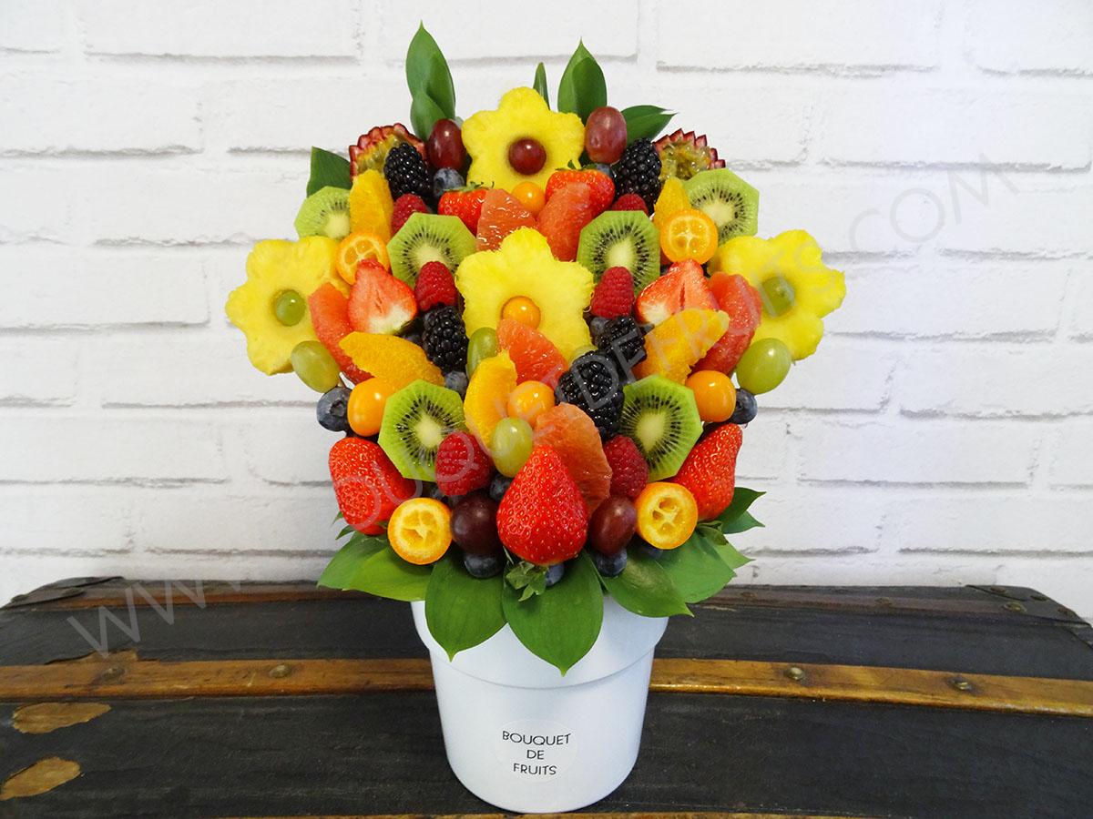 Bouquet de fruits C&J - Grand