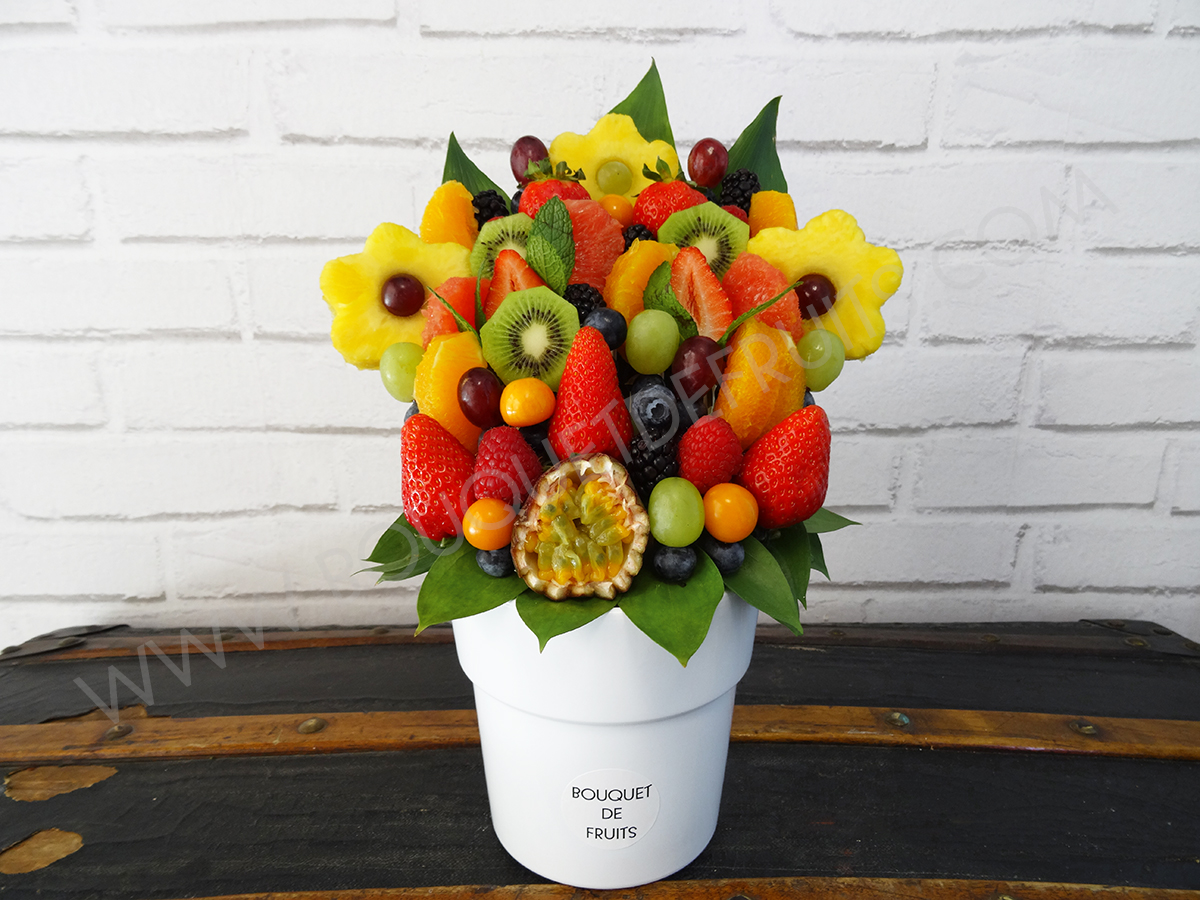 Bouquet de fruits C&J - Moyen