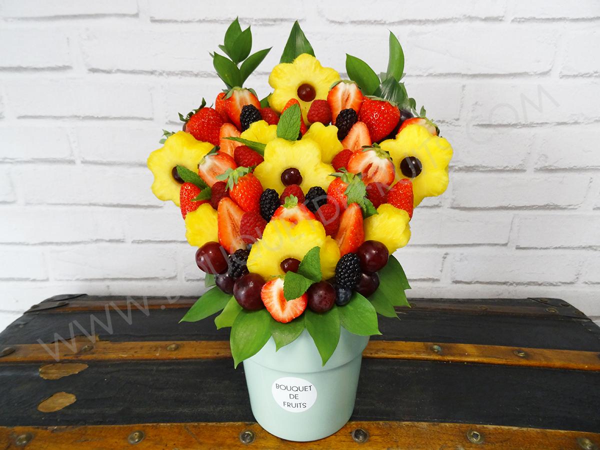 Bouquet de fruits FRANANAS - Grand