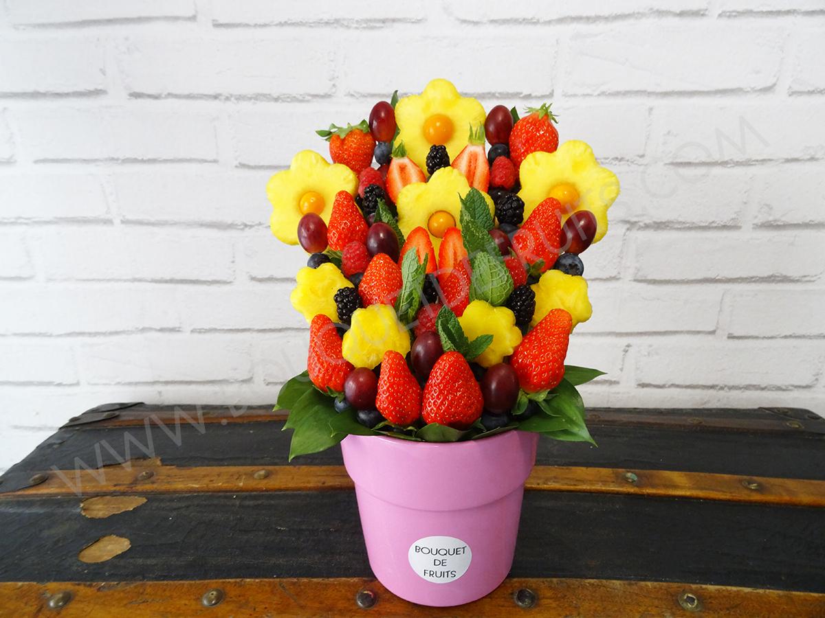 Bouquet de fruits FRANANAS - Moyen
